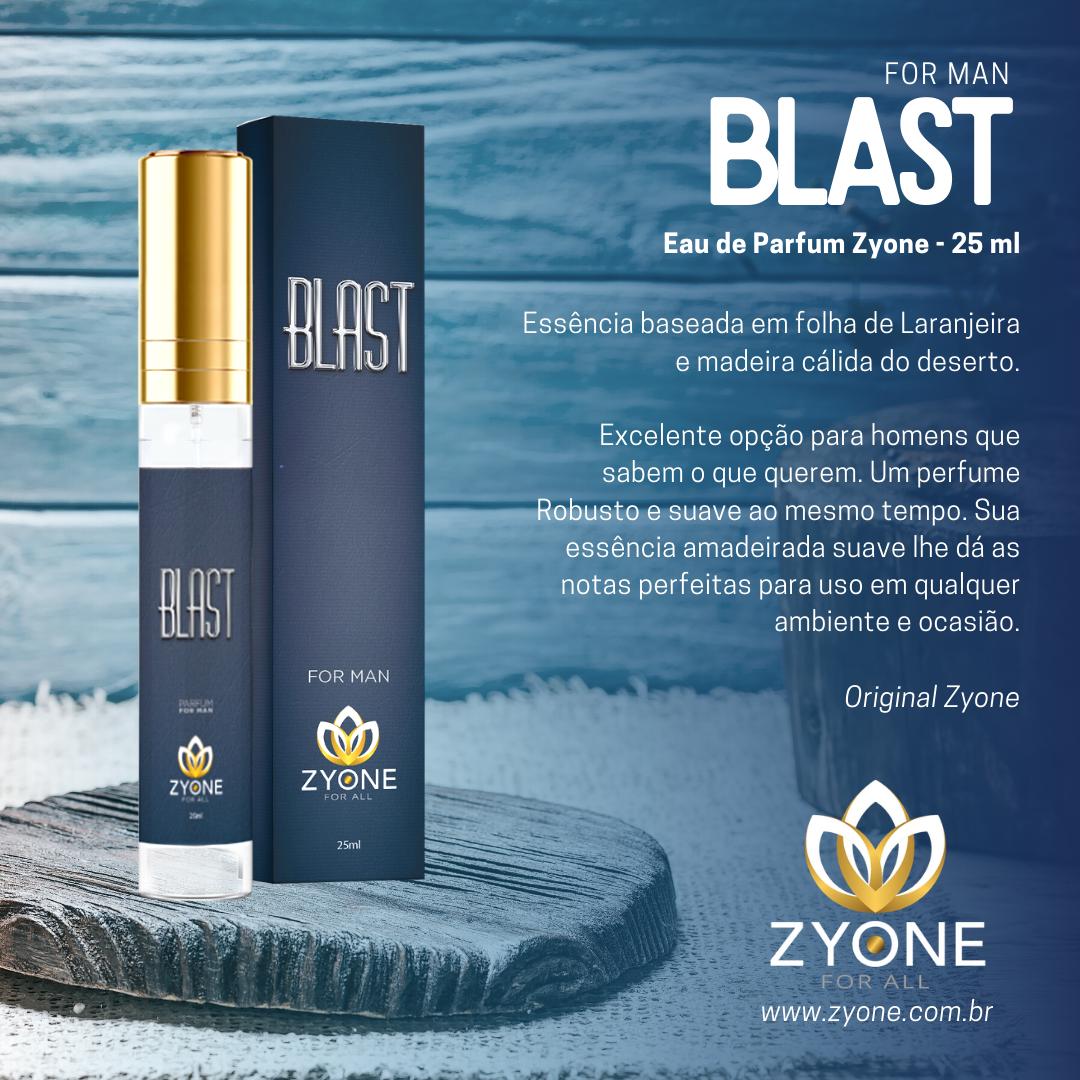 Perfume Blast 25ml – For Man