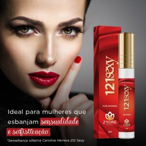 Perfume 121 Sexy 25ml – For Woman