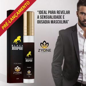 Perfume Black Horse 25ml – For Man